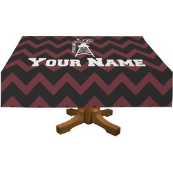 Chevron  Pearland Choir Tablecloth (Personalized)