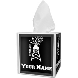 Pearland Choir Tissue Box Cover (Personalized)
