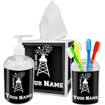Pearland Choir Bathroom Accessories Set (Personalized)