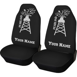 Pearland Choir Car Seat Covers (Set of Two) (Personalized)