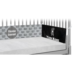 Pearland Choir Crib Bumper Pads (Personalized)