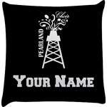Pearland Choir Decorative Pillow Case (Personalized)