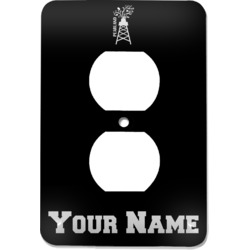 Pearland Choir Electric Outlet Plate (Personalized)
