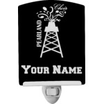 Pearland Choir Ceramic Night Light (Personalized)