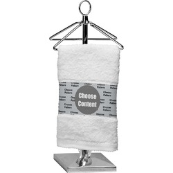 Pearland Choir Finger Tip Towel (Personalized)