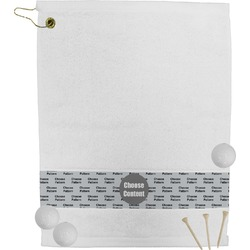 Pearland Choir Golf Towel (Personalized)