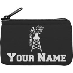 Pearland Choir Rectangular Coin Purse (Personalized)