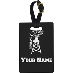 Pearland Choir Rectangular Luggage Tag (Personalized)