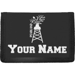 Pearland Choir Trifold Wallet (Personalized)