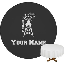 Pearland Choir Round Tablecloth (Personalized)