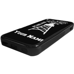 Pearland Choir Rubber iPhone 5C Phone Case (Personalized)