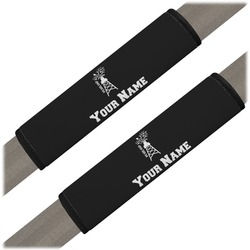 Pearland Choir Seat Belt Covers (Set of 2) (Personalized)