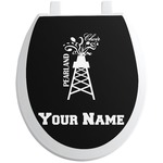 Pearland Choir Toilet Seat Decal (Personalized)