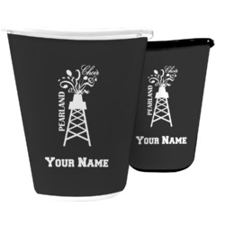 Pearland Choir Waste Basket (Personalized)