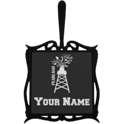 Pearland Choir Trivet with Handle (Personalized)