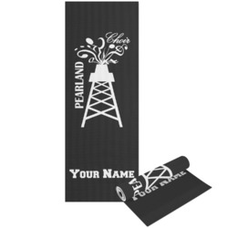 Pearland Choir Yoga Mat - Printable Front and Back (Personalized)