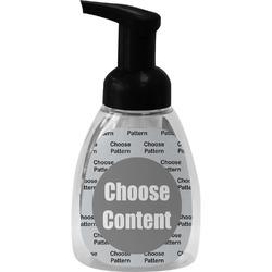 "Pearland Oilers ""P"" Foam Soap Dispenser (Personalized)"