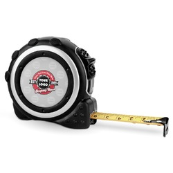 Logo & Tag Line Tape Measure - 16 Ft (Personalized)