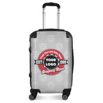 Logo & Tag Line Suitcase (Personalized)