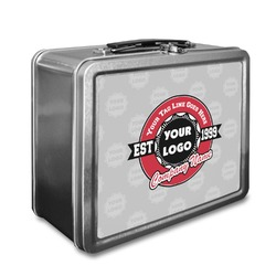 Logo & Tag Line Lunch Box (Personalized)