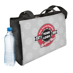 Logo & Tag Line Ladies Workout Bag (Personalized)