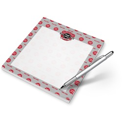 Logo & Tag Line Notepad (Personalized)
