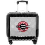 Logo & Tag Line Pilot / Flight Suitcase (Personalized)