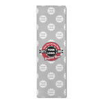 Logo & Tag Line Runner Rug - 3.66'x8' (Personalized)