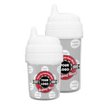 Logo & Tag Line Sippy Cup (Personalized)