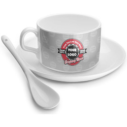 Logo & Tag Line Tea Cups (Personalized)