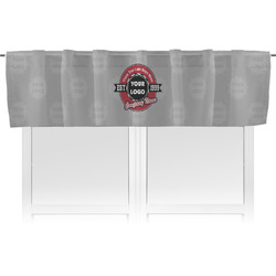 Logo & Tag Line Valance (Personalized)