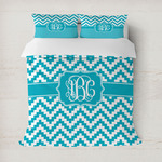 Pixelated Chevron Duvet Covers (Personalized)