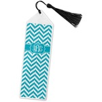 Pixelated Chevron Book Mark w/Tassel (Personalized)