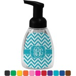 Pixelated Chevron Foam Soap Dispenser (Personalized)