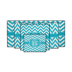 Pixelated Chevron Gaming Mouse Pad (Personalized)
