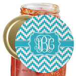 Pixelated Chevron Jar Opener (Personalized)