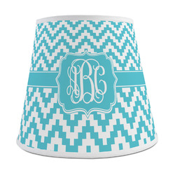 Pixelated Chevron Empire Lamp Shade (Personalized)