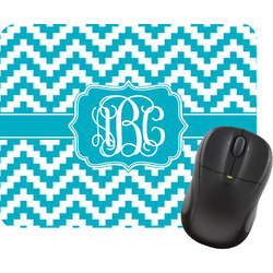 Pixelated Chevron Mouse Pad (Personalized)