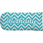 Pixelated Chevron Putter Cover (Personalized)