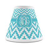 Pixelated Chevron Chandelier Lamp Shade (Personalized)