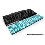 Pixelated Chevron Keyboard Wrist Rest (Personalized)