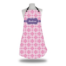 Linked Squares Apron (Personalized)