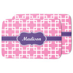 Linked Squares Dish Drying Mat (Personalized)