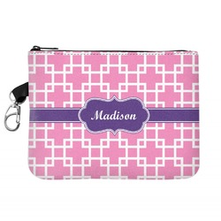 Linked Squares Golf Accessories Bag (Personalized)