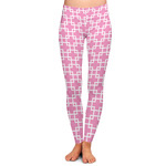 Linked Squares Ladies Leggings (Personalized)