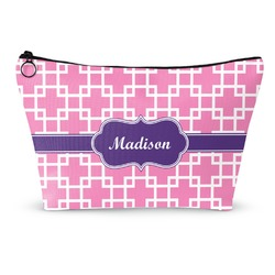 Linked Squares Makeup Bags (Personalized)