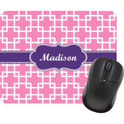 Linked Squares Mouse Pad (Personalized)