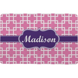 Linked Squares Comfort Mat (Personalized)