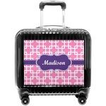 Linked Squares Pilot / Flight Suitcase (Personalized)