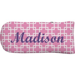 Linked Squares Putter Cover (Personalized)